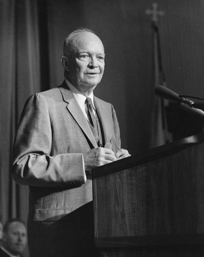 Дуайт дэвид эйзенхауэр - 34-й президент сша