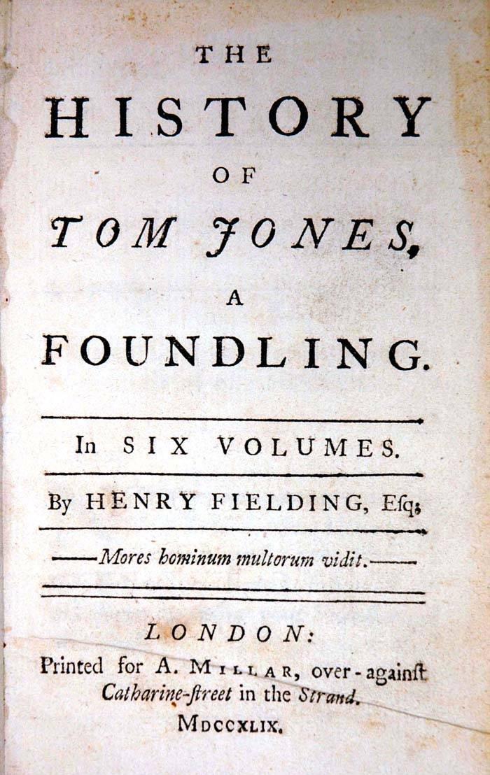 Читать бесплатно электронную книгу история тома джонса, найденыша (the history of tom jones, a foundling). генри филдинг онлайн. скачать в fb2, epub, mobi - librebook.me