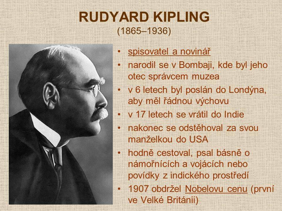 Редьярд киплинг – биография, фото, личная жизнь, книги - 24сми
