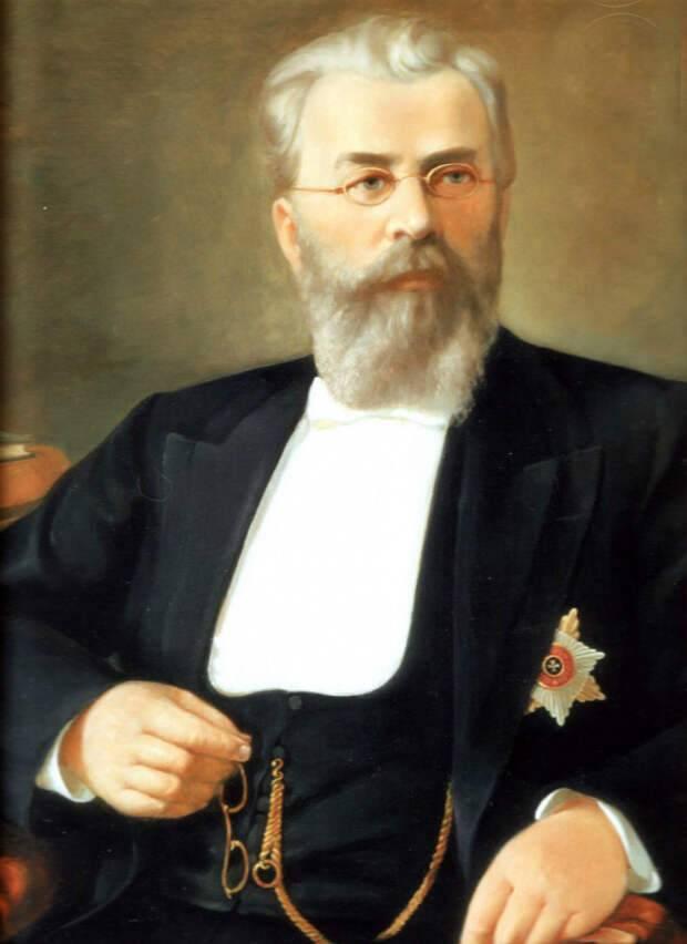 Николай склифосовский: хирург, создавший медицинский город