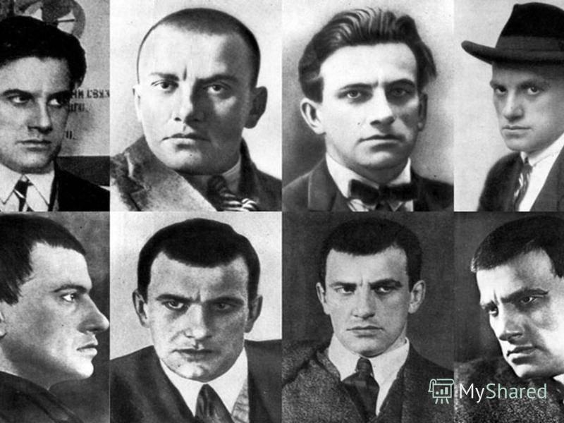 Биография владимира маяковского