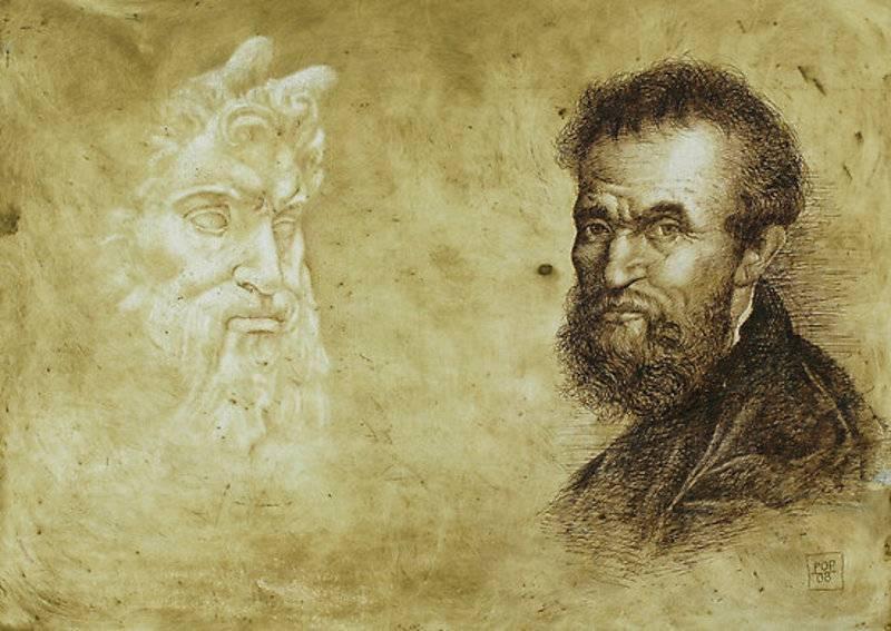 Самые известные скульптуры микеланджело буонарроти + фото