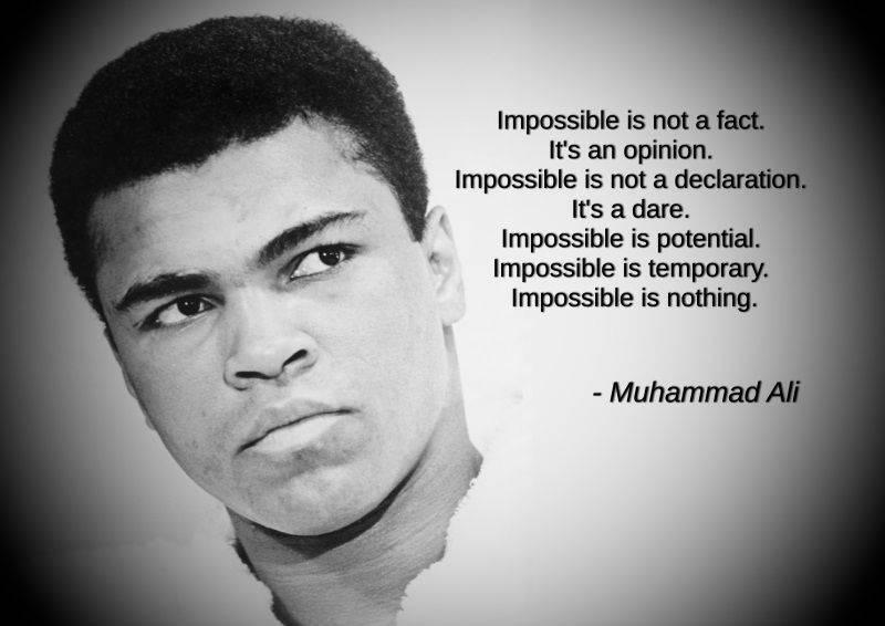 Thepeson: мухаммед али, биография, история жизни, боксерская карьера
