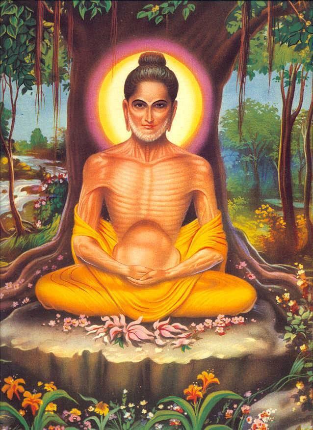 Будда шакьямуни - биография, информация, личная жизнь