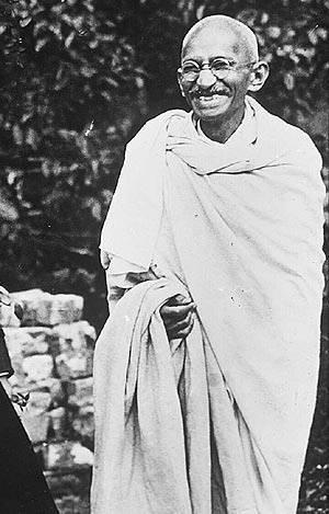 Стало известно связь индиры ганди с махатмом ганди