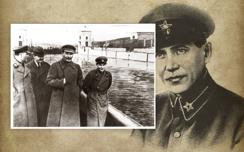 Ежов, николай иванович