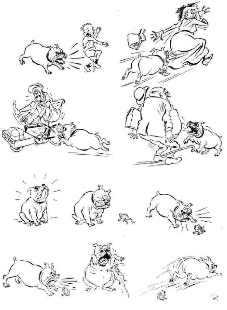 Херлуф бидструп — биография, личная жизнь, фото, причина смерти, художник-карикатурист, комиксы, рисунки, «кубики» - 24сми