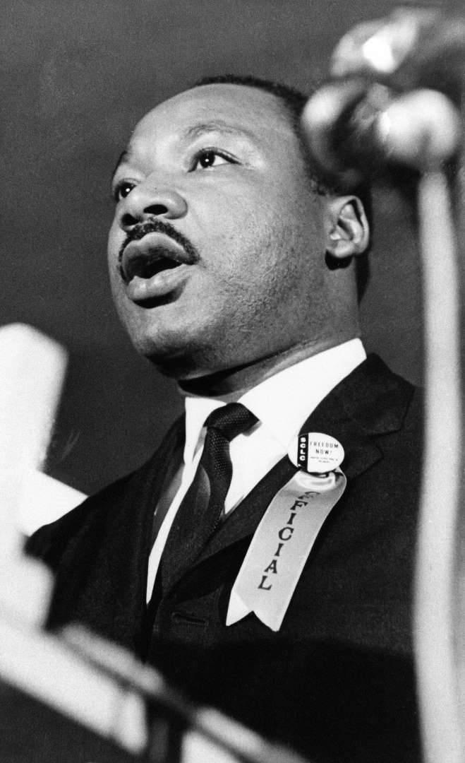 Кинг мартин лютер младший: жизнь и деятельность активиста