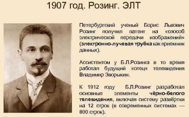 Розинг, борис львович википедия