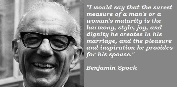 Бенджамин спок: биография, личная жизнь, автор книги «ребёнок и уход за ним»
