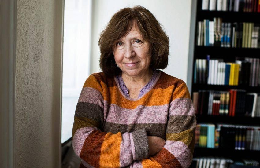 Светлана алексиевич - фото, биография, личная жизнь, новости, книги 2021 - 24сми