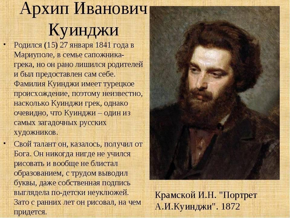 Куинджи Архип Иванович