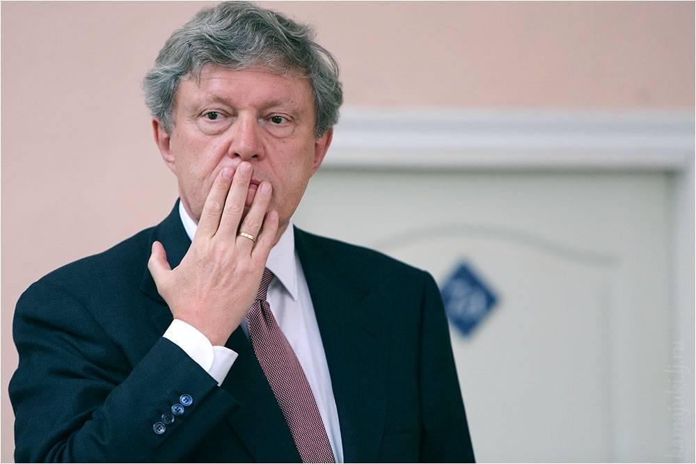 Белое пальто григория явлинского: от руководства ссср до «гриши-один процент»