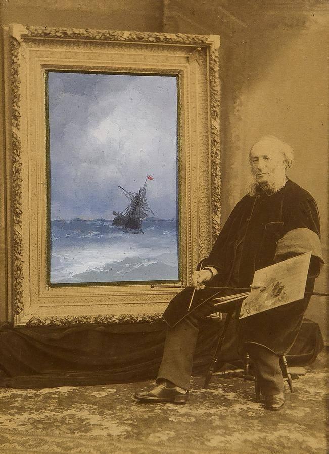 Айвазовский ℹ️ биография и творчество художника-мариниста, детство, национальность, картины, самые известные произведения, интересные факты