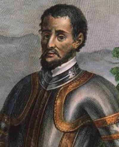 Сото, эрнандо де (конкистадор) — википедия