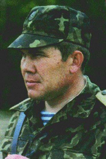 Лебедь анатолий вячеславович - гвардии подполковник спецназа вдв: биография, семья, гибель, награды