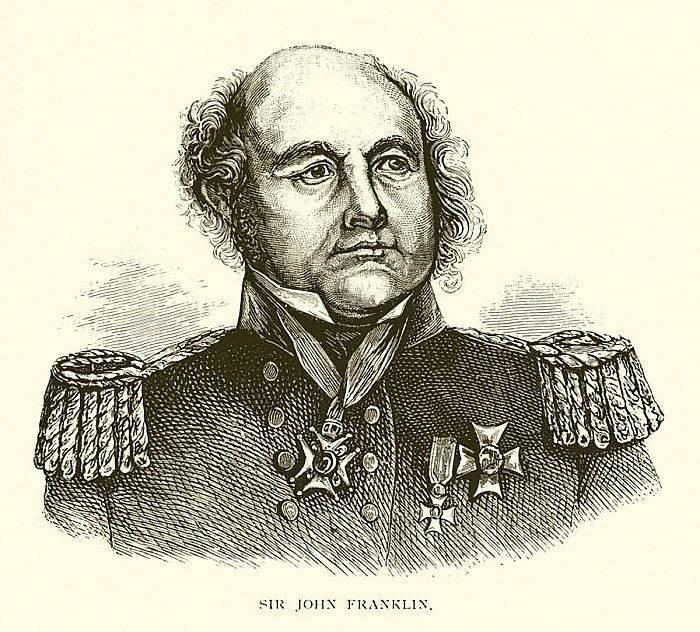 Франклин, джон — википедия. что такое франклин, джон