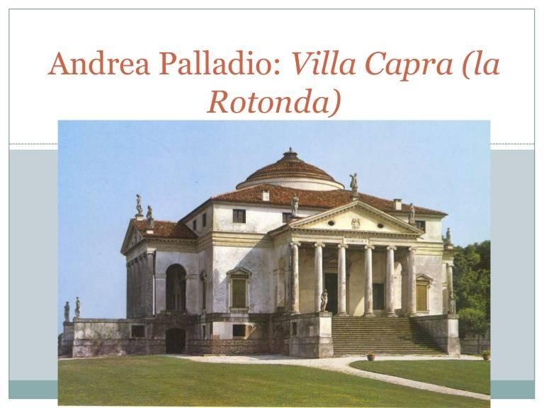 Андреа палладио   / чертежи архитектурных памятников, сооружений и объектов - наглядная история архитектуры и стилей