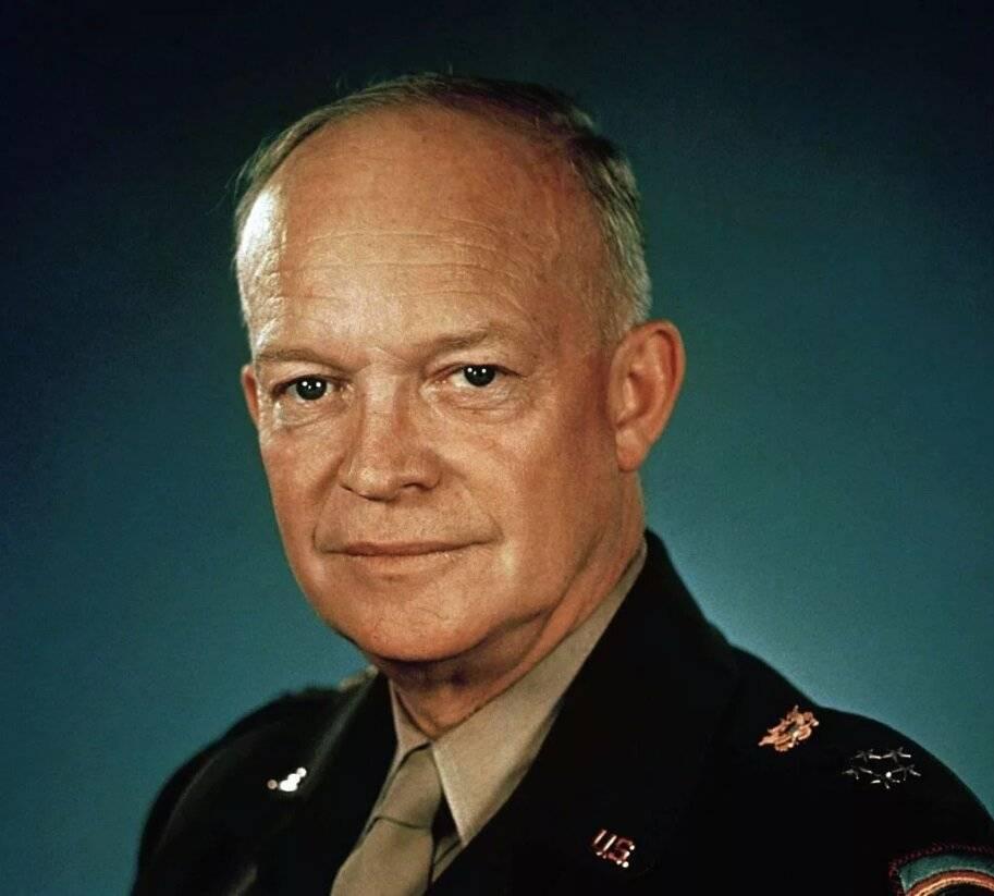 Дуайт эйзенхауэр - биография, правление, фото