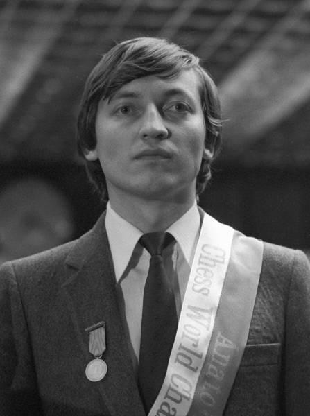 Анатолий карпов: жизнь шахматного короля