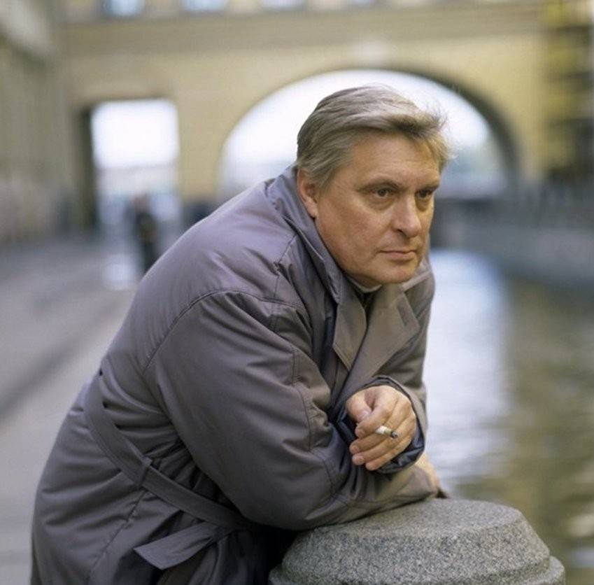 Басилашвили, олег валерианович