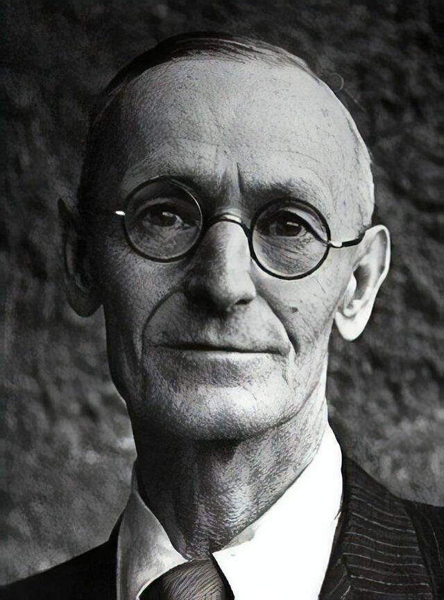 Герман гессе - биография