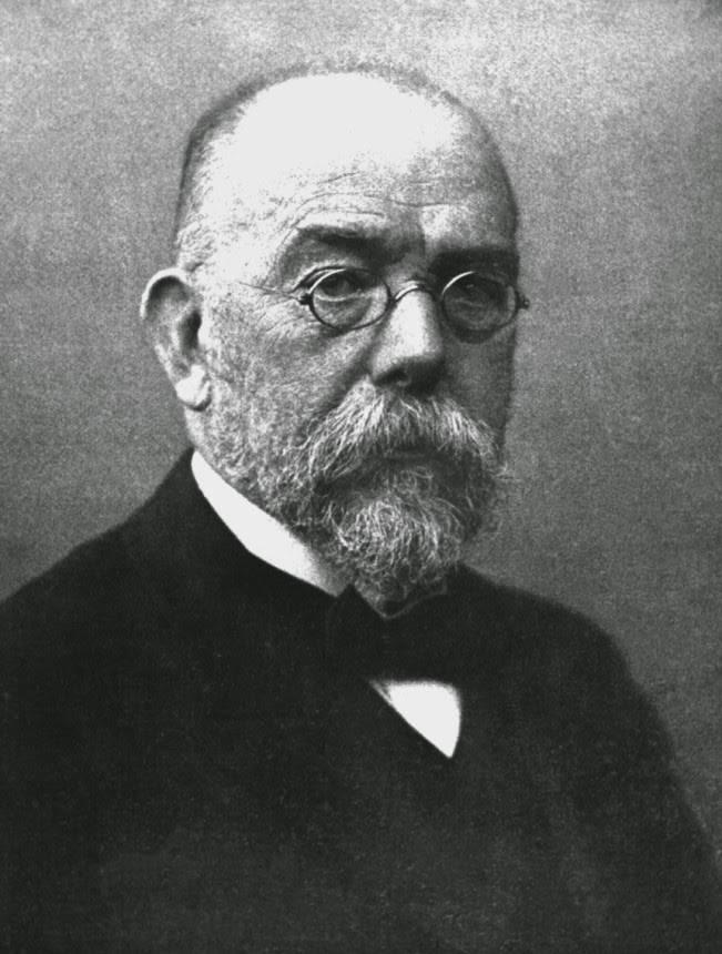 Роберт кох - 100 великих ученых - биография - открытия - всемирная история