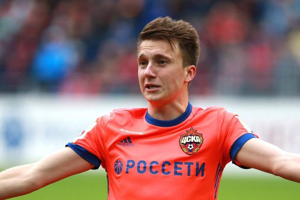 Футболист александр головин: биография, личная жизнь