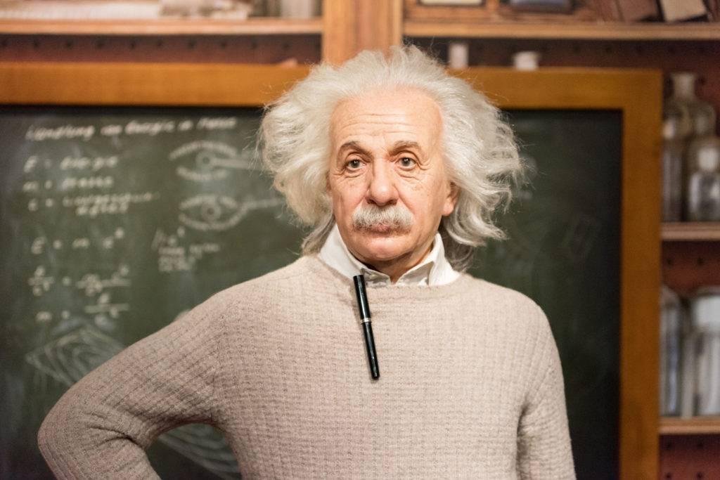 Альберт эйнштейн краткая биография