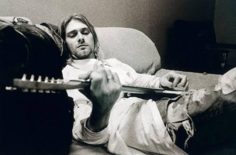 Kurt cobain (курт кобейн): биография артиста - salve music