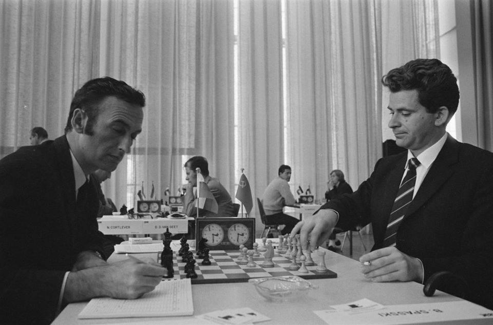 Борис спасский - биография шахматиста, партии, фото, видео