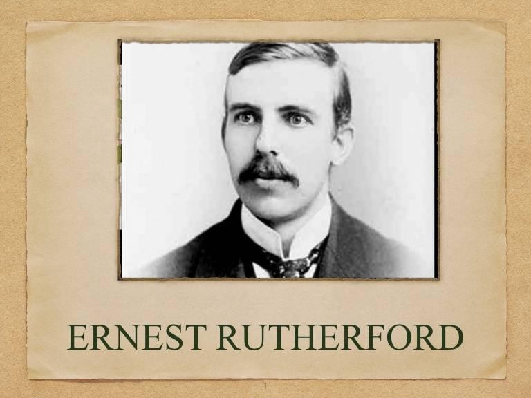 Резерфорд, эрнест — википедия. что такое резерфорд, эрнест