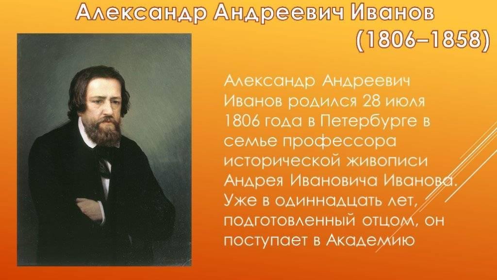 Иванов, александр андреевич википедия