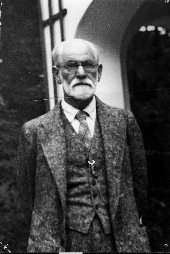 Зигмунд фрейд: биография