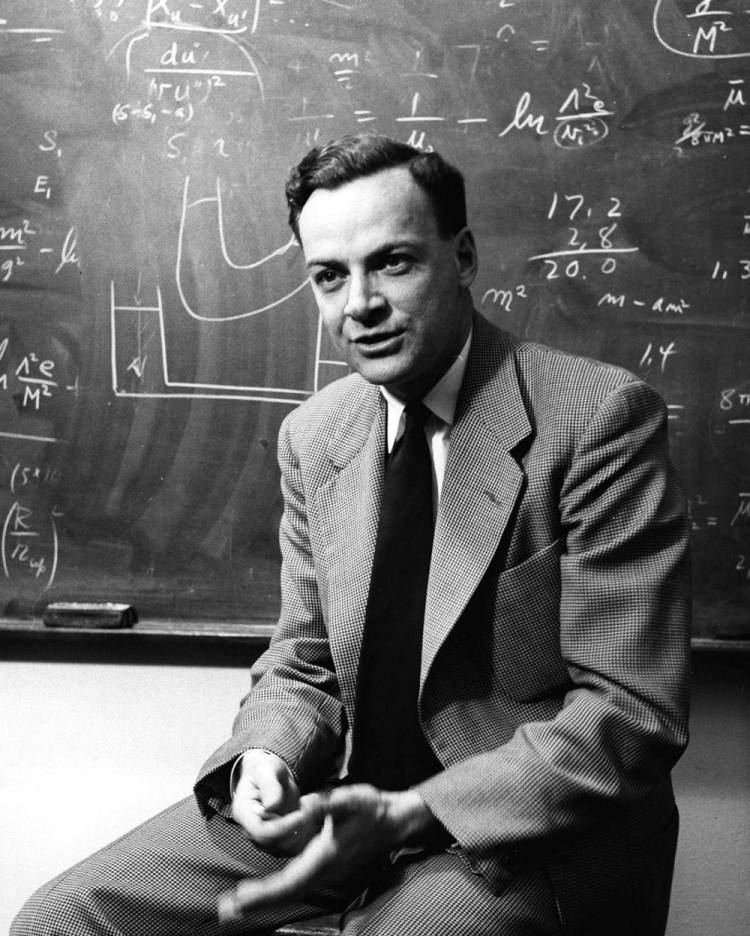 Фейнман ричард филлипс. книги онлайн