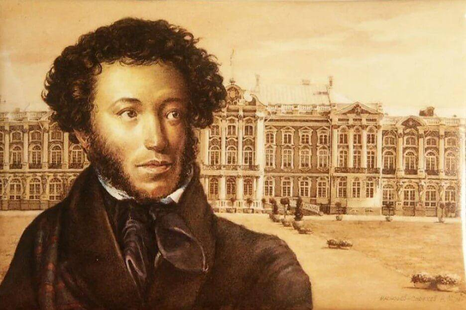 Краткая биография пушкина.