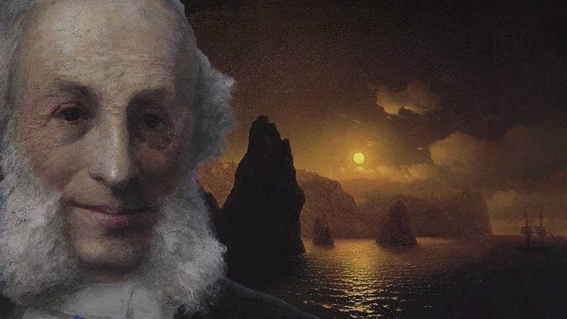 Жзл: иван айвазовский — родившийся у моря и прославивший его   планета коб
