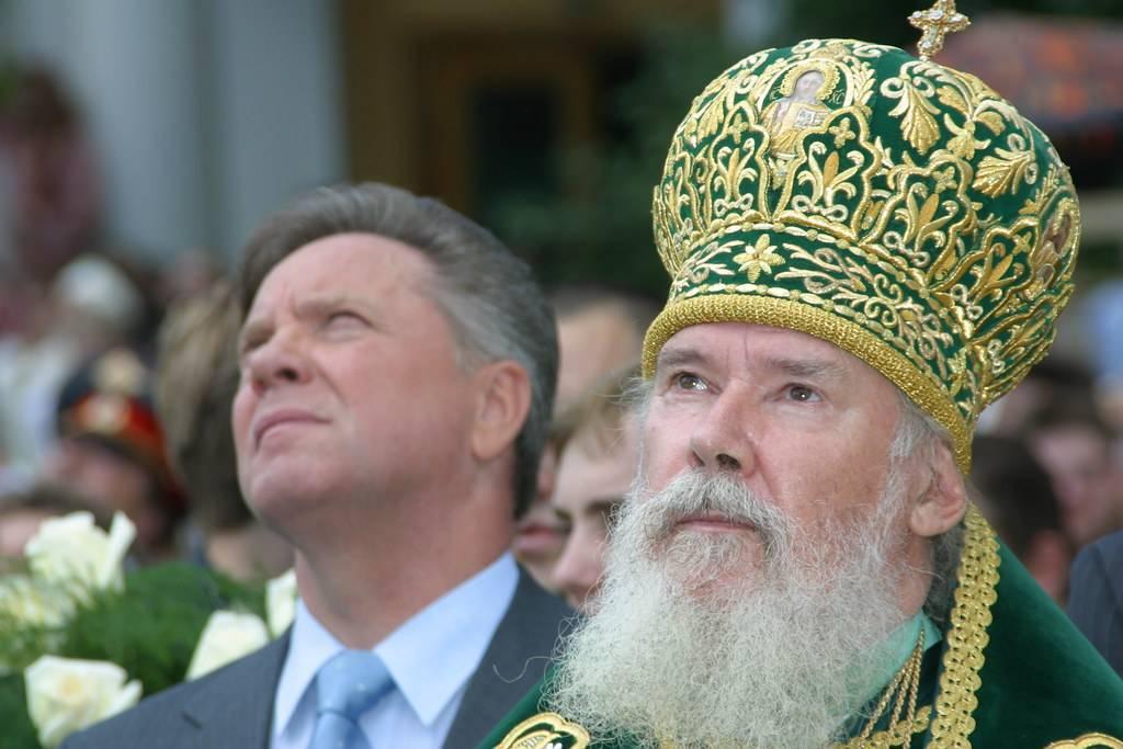 10 лет без патриарха. каким был алексий ii?