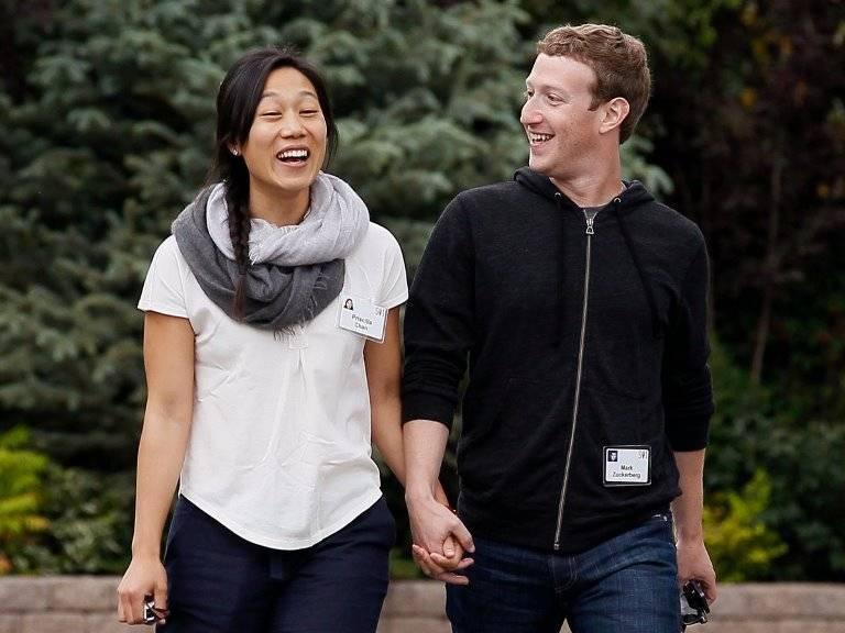 Биография марка цукерберга: личная жизнь основателя фейсбука, доходы, благотворительность