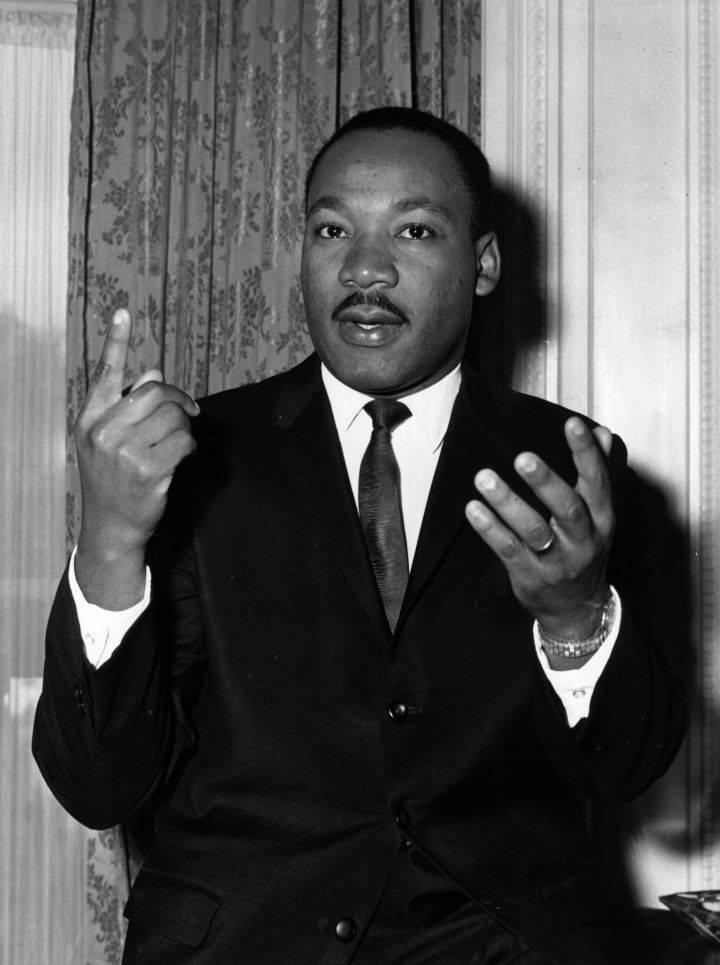Знаменитая речь мартина лютера кинга «у меня есть мечта»(«i have a dream»): подробный анализ