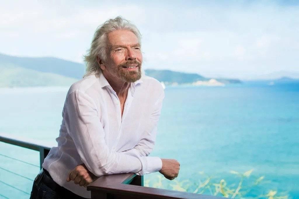 Ричард брэнсон: биография и лучшие цитаты бизнесмена