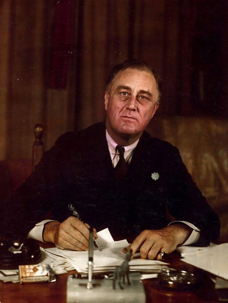 Краткая биография рузвельта франклина, президент сша