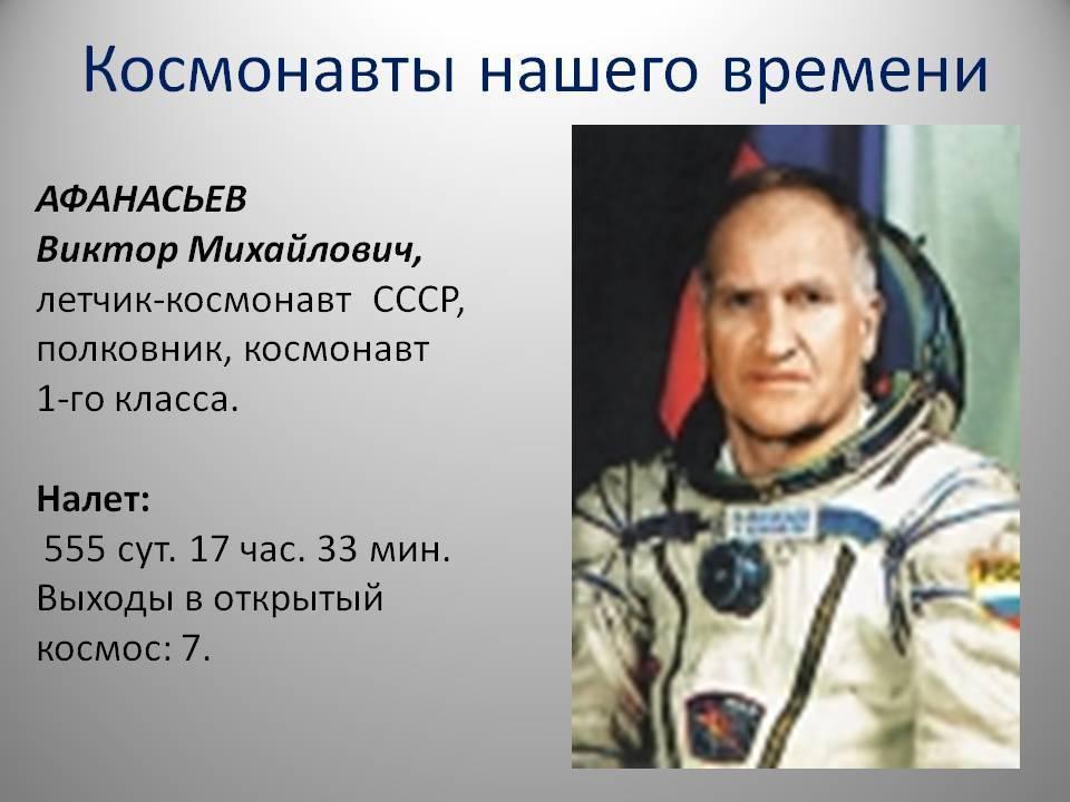 10 космонавтов, которые стали иконами для масс