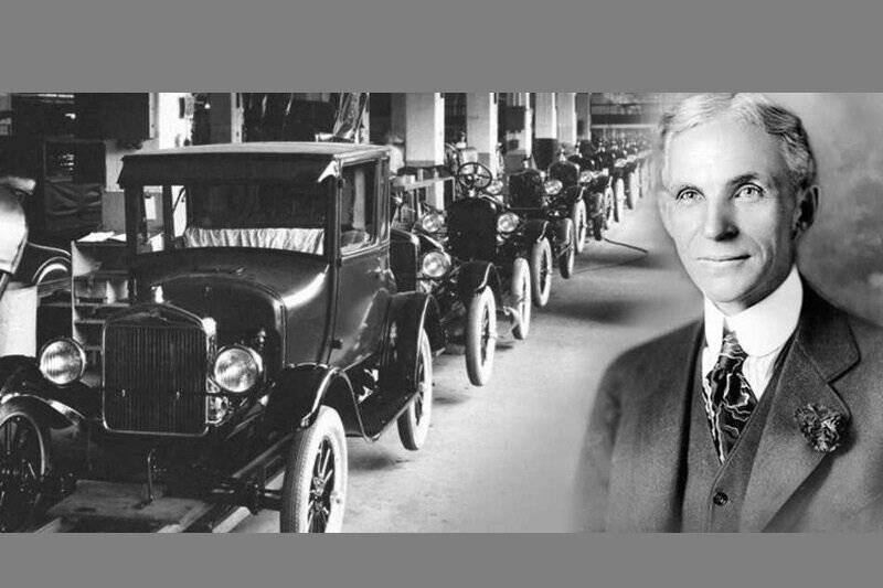 Генри форд: история успеха автомобильного короля сша   компаньон