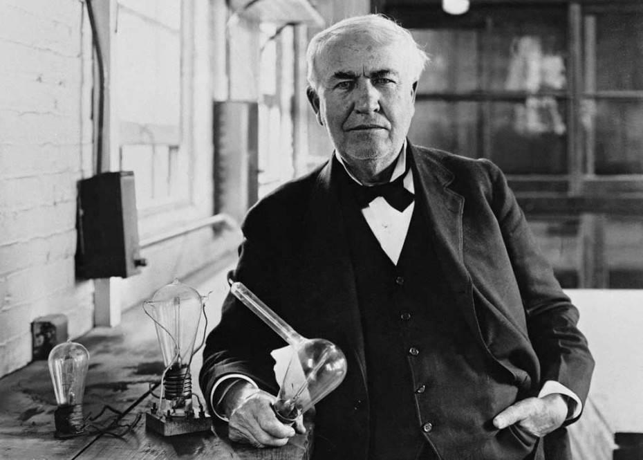 Томас эдисон - биография, изобретения, фото