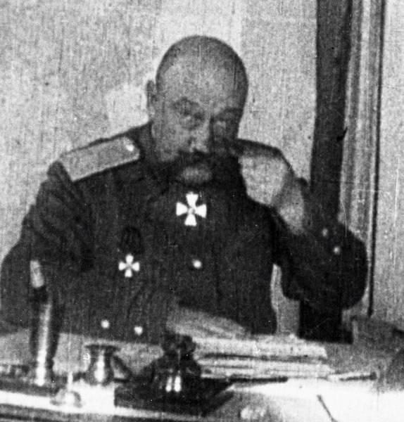 Н.н. юденич (краткая биография)