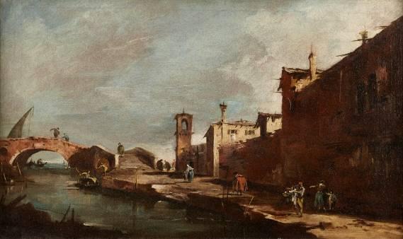 Франческо гварди (1712–1793)