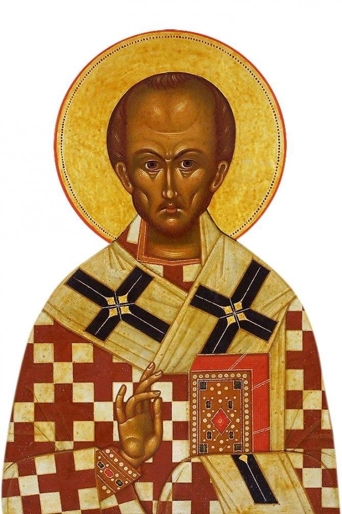 Святой иоанн златоуст: житие кратко, святительская деятельность