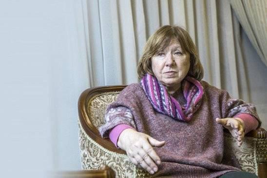 Светлана  алексиевич -  биография, список книг, отзывы читателей - readly.ru
