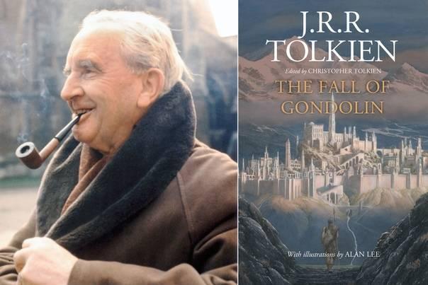 Джон рональд руэл толкиен: биография, личная жизнь, творчество, лучшие книги